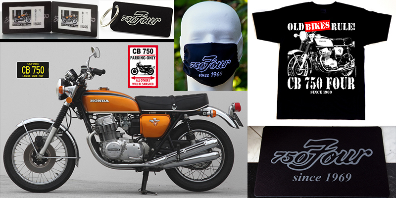 CB750FOUR.US - The Online Store for Honda CB 750 owners and fans
